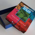 bedrukt doosje voor kaarten met los deksel spel full color