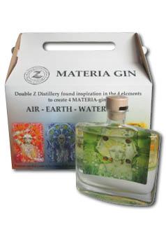 bedrukte doos voor fles gin en tonic met autolock en handvat 235x83x145 mm
